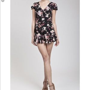 Boutique Romper New With Tags